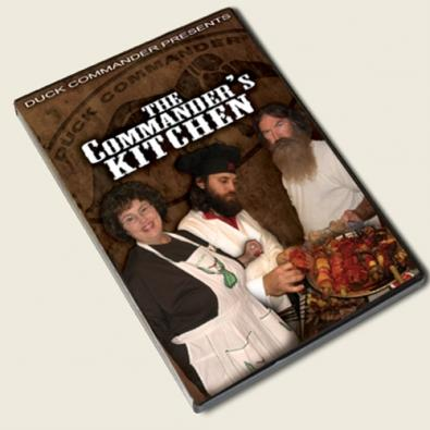 New! Video - Duck Commander - Commanders Kitchen at Berry Hill